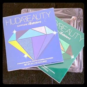 HUDABEAUTY OBSESSIONS Saphire or Emerald